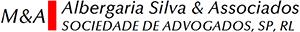 Logotipo M&A – Albergaria Silva & Associados