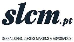 Logotipo SLCM//Serra Lopes, Cortes Martins & Associados