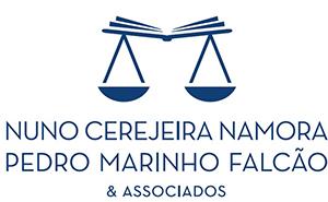 Logotipo Nuno Cerejeira Namora, Pedro Marinho Falcão & Associados