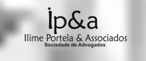 Logotipo Ilime Portela & Associados