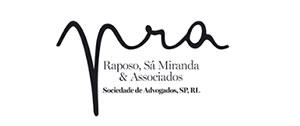 Logotipo PRA – Raposo, Sá Miranda & Associados